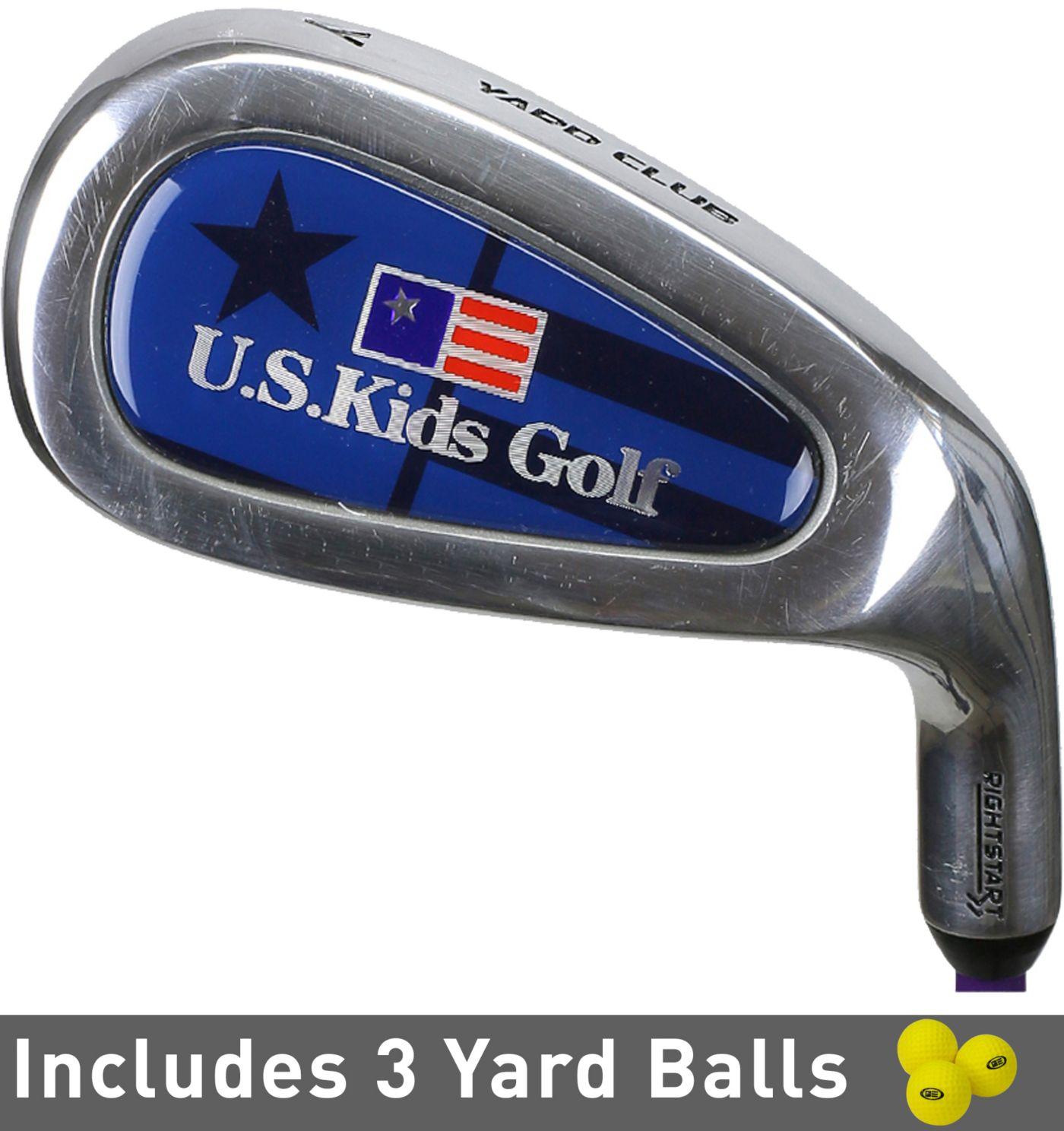 U.S. Kids Golf Kids' Yard Club (Ages 7-9)