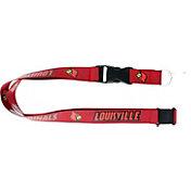 Louisville Cardinals Cardinal Red Lanyard