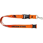 Oregon State Beavers Black Lanyard