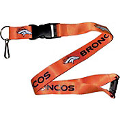 Denver Broncos Orange Lanyard