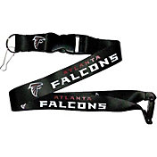 Atlanta Falcons Black Lanyard