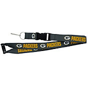 Green Bay Packers Grey Lanyard