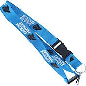 Carolina Panthers Blue Lanyard
