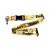 Pittsburgh Steelers Gold Lanyard
