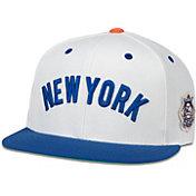 American Needle Men's New York Mets White United Hat