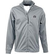Antigua Men's Colorado Rockies Full-Zip Silver Golf Jacket