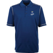 Antigua Men's Kansas City Royals Royal Icon Polo