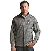 Antigua Men's Chicago White Sox Grey Golf Jacket