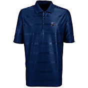 Antigua Men's Montreal Impact Illusion Royal Performance Polo