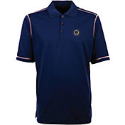 Antigua Men's Philadelphia Union Icon Navy Polo