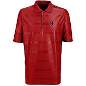 Antigua Men's Real Salt Lake Illusion Red Performance Polo