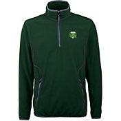Antigua Men's Portland Timbers Ice Hunter Green Quarter-Zip Fleece Jacket