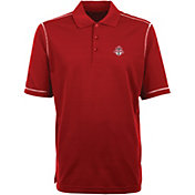 Antigua Men's Toronto FC Icon Red Polo
