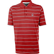 Antigua Men's Toronto FC Deluxe Red Polo