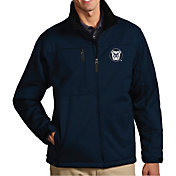 Antigua Men's Butler Bulldogs Blue Traverse Full-Zip Jacket