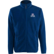 Antigua Men's Butler Bulldogs Blue Ice Full-Zip Jacket