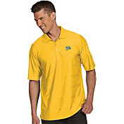 Antigua Men's UCLA Bruins Gold Illusion Polo