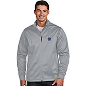 Antigua Men's Florida Gators Silver Performance Golf Jacket