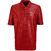 Antigua Men's Stanford Cardinal Illusion Cardinal Performance Polo