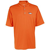 Antigua Men's Denver Broncos Exceed Polo