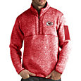 Antigua Men's Kansas City Chiefs Fortune Red Pullover Jacket