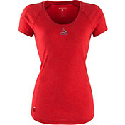 Antigua Women's St. Louis Cardinals Red Pep T-Shirt