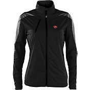 Antigua Women's Arizona Diamondbacks Full-Zip Black Discover Jacket