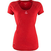 Antigua Women's Boston Red Sox Red Pep T-Shirt