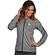 Antigua Women's Houston Astros Grey Golf Jacket