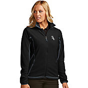 Antigua Women's Chicago White Sox Black Ice Jacket