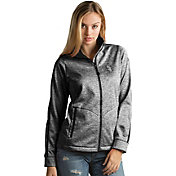 Antigua Women's Chicago White Sox Grey Golf Jacket