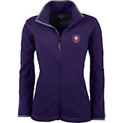 Antigua Women's Orlando City Purple Ice Full-Zip Fleece Jacket