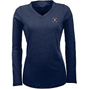 Antigua Women's Chicago Fire Flip Navy Shirt