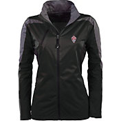 Antigua Women's Colorado Rapids Black Discover Full-Zip Jacket