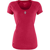 Antigua Women's Colorado Rapids Pep Red T-Shirt