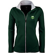 Antigua Women's Portland Timbers Hunter Green Leader Full-Zip Jacket