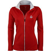 Antigua Women's Toronto FC Red Leader Full-Zip Jacket