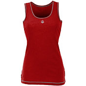 Antigua Women's Colorado Rapids Red Sport Tank Top