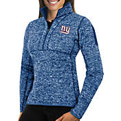 Antigua Women s New York Giants Leader Full-Zip Royal Jacket ... 873003597
