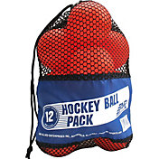 A&R Sports Low Bounce Warm Weather Street Hockey Ball 12 Pack