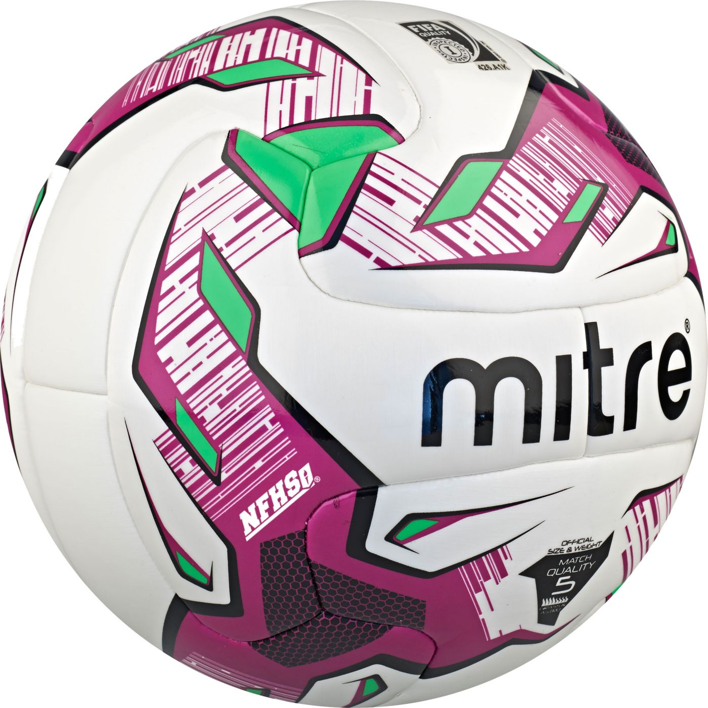 Mitre Manto V12S Hyperseam Soccer Ball