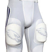 treDCAL Eagle Thigh Pad Football Decals