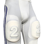 treDCAL Number Two Thigh Pad Football Decals