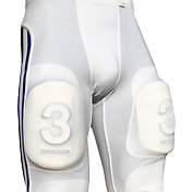 treDCAL Number Three Thigh Pad Football Decals