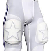 treDCAL Star Thigh Pad Football Decals