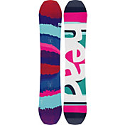 Head Women's Shine 2017 Hybrid Snowboard