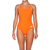 arena Women's Master Light-Drop Back Swimsuit