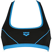 arena Women's Sporty Racer Back Swimsuit Top