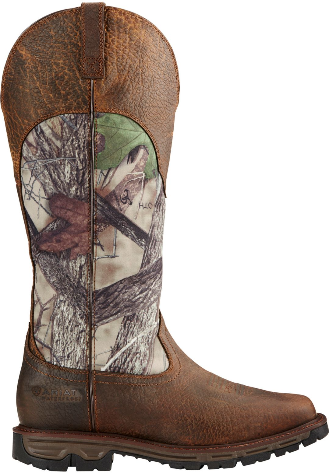 b35f3deee7e20 Ariat Men's Conquest Snake H2O Waterproof Hunting Boots | Field & Stream