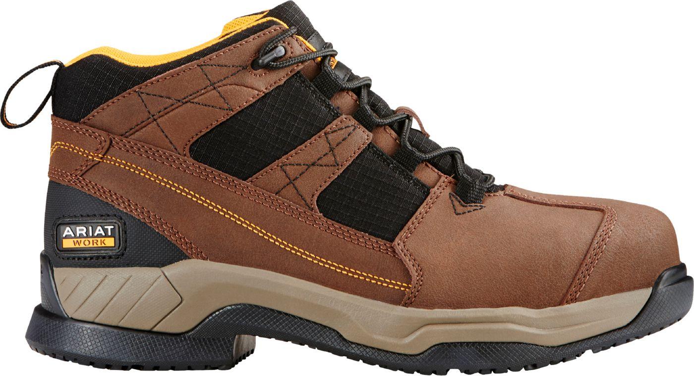 Ariat Men's Contender Steel Toe Work Boots